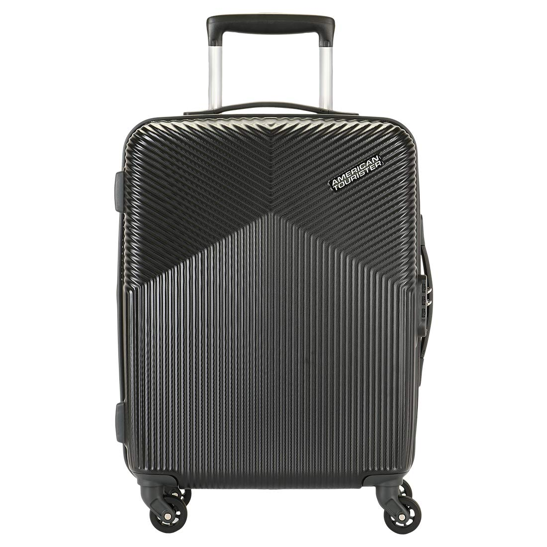 American Tourister Georgia Polycarbonate 79 cms Graphite Hardsided Check-in Luggage (FS3 (0) 78 003)