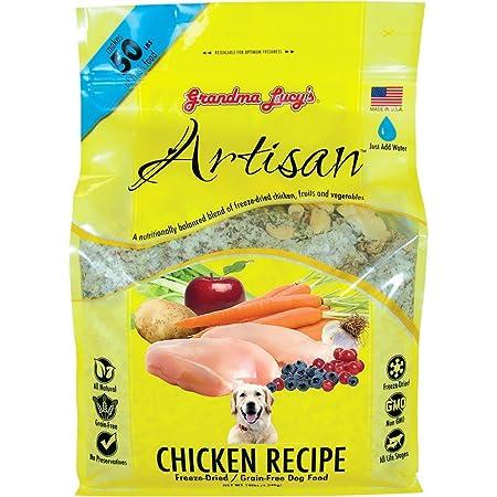 Artisan Grain-Free, Chicken, 10 lbs. Dog Food