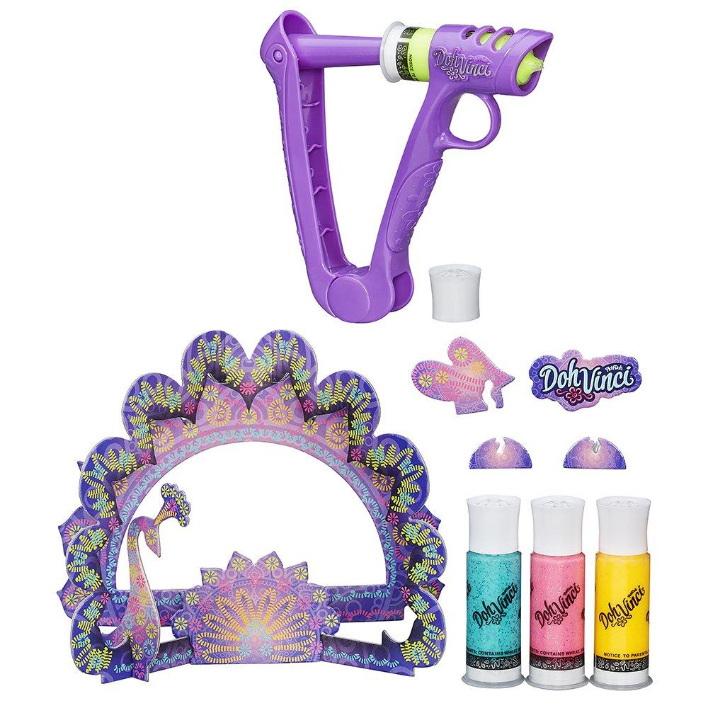 Play-Doh DohVinci Sparkle Frame Kit Hasbro B4933EU4
