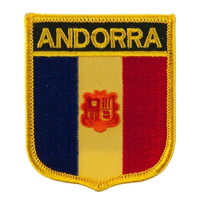 Amazon.com: Europa bordado, diseño de bandera de parche ...