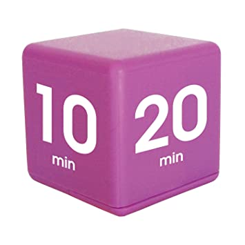 The Miracle Timecube Timer  And 30 Minutes For Time