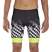 Zoot Men's Ultra 9-Inch Tri Shorts - High Performance Triathlon Shorts with Hip Holster Pockets
