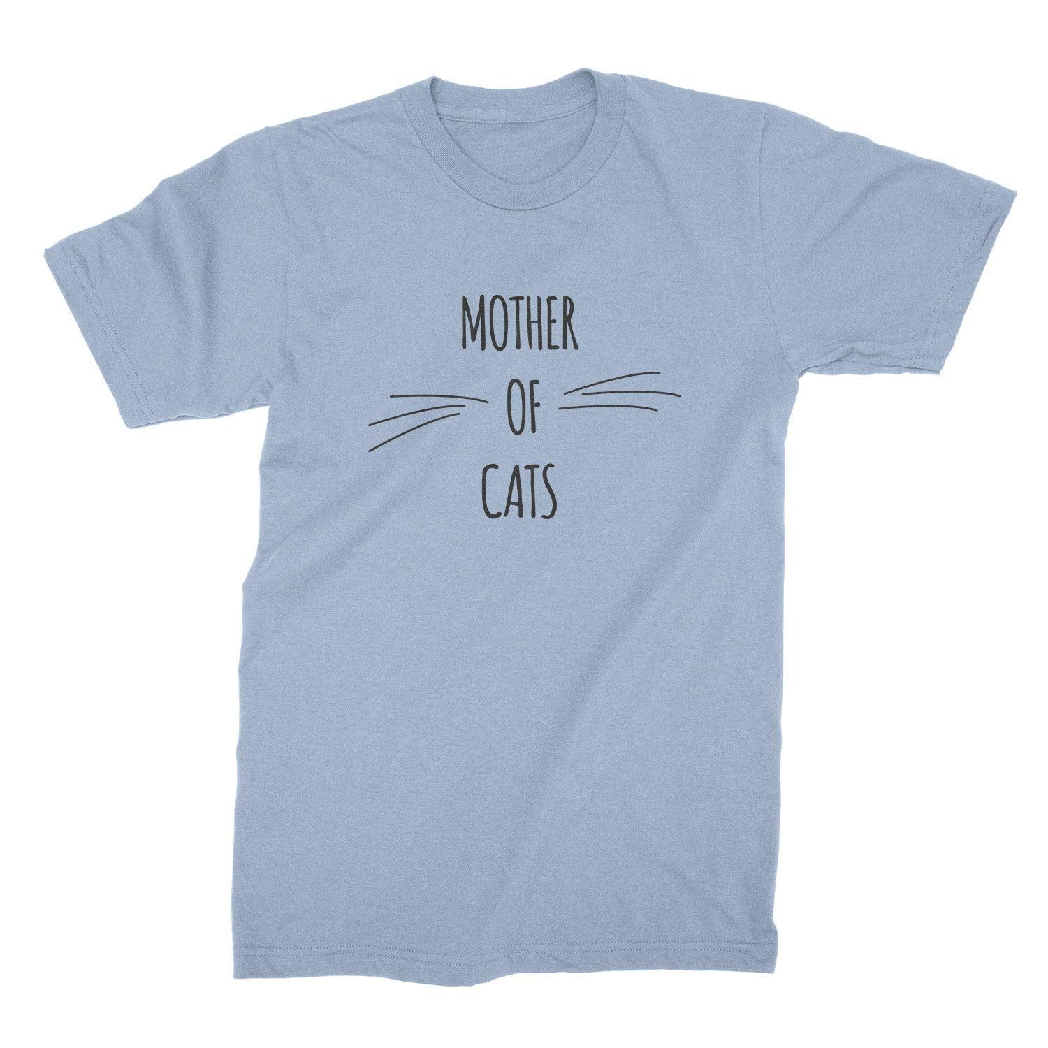Mother Of Cats T Cat Mom Tshirt Cat Mother Shirt