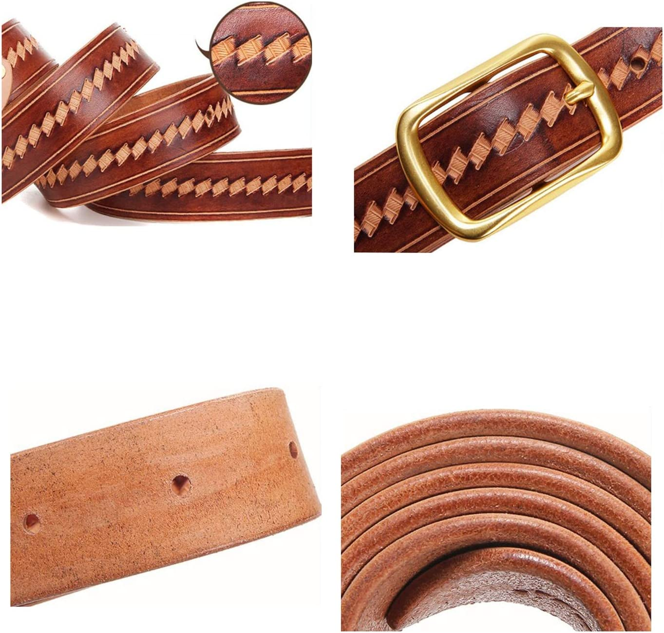 Color : B, Size : 110cm XUEXUE Mens Outdoor Belt,Military Brass Pin Buckle Belt,Prevent Allergy Quick-Release,Tactics Quick Dry,Convenient for Hiking//Camping//Outdoor Classic
