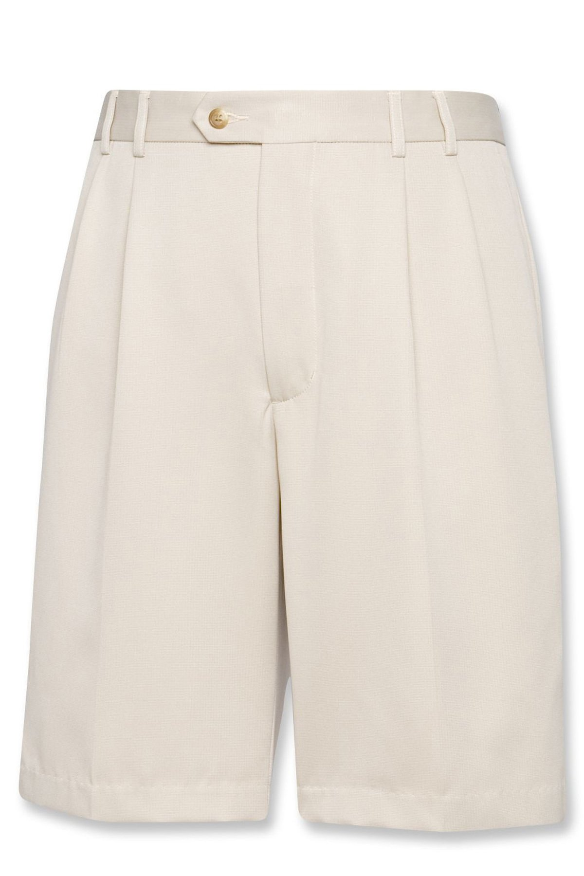 Cutter & Buck MCB09753 Men's Cocona CB DryTec Luxe Short, Dune - 42