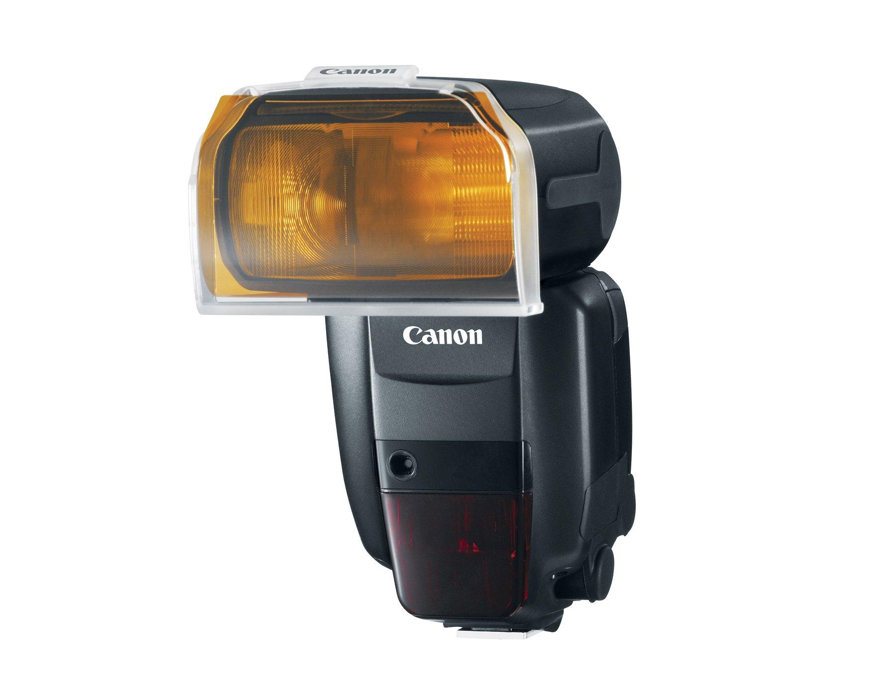 Canon 600EX-RT  Speedlite Flash (Black) by Canon