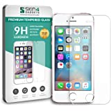 SKIN4GADGETS Tempered Glass for Apple iPhone SE/5S/5