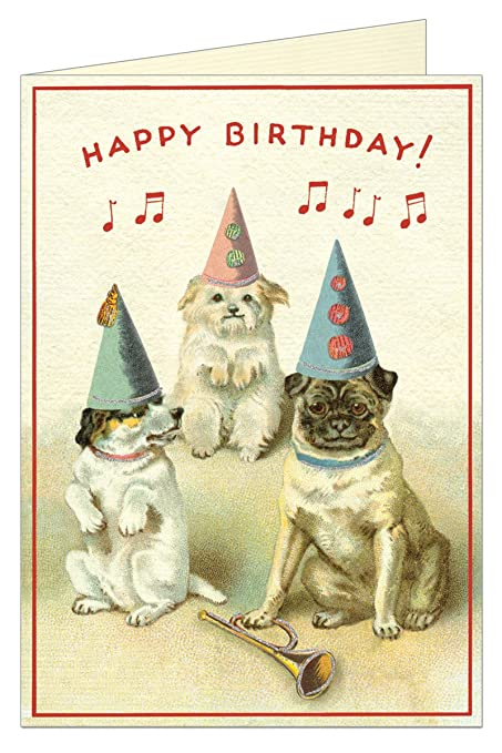 Image Unavailable Not Available For Color Happy Birthday Dogs