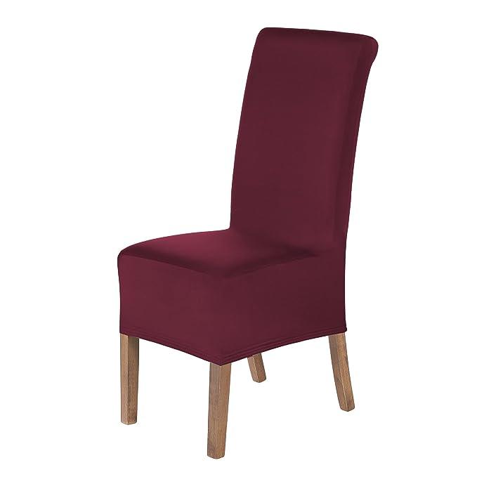 Fundas  elegantes de silla estirable, disponible en varios colores.