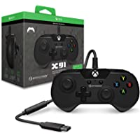 Hyperkin X91 Wired Controller - Black for Microsoft Xbox One and PC