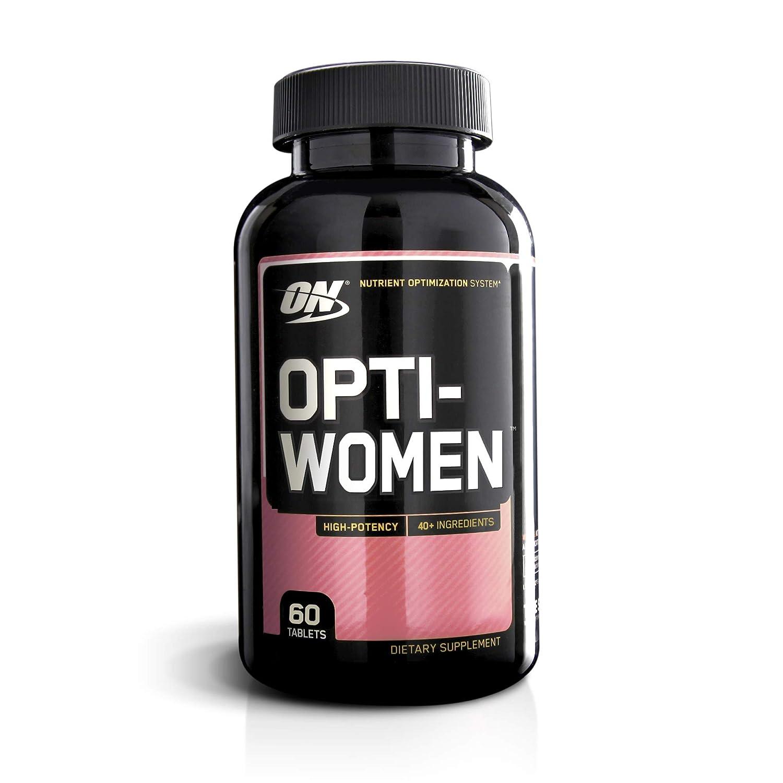 Optimum Nutrition Opti-Women Multivitamínico - 60 Cápsulas: Amazon.es: Alimentación y bebidas