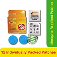 NeutriCare All Natural Mosquito Repellent Patch 12S, 12 count