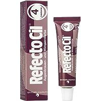 Refectocil Eyebrow and Eyelash Tint, No 4 Chestnut, 15 ml (0501004)