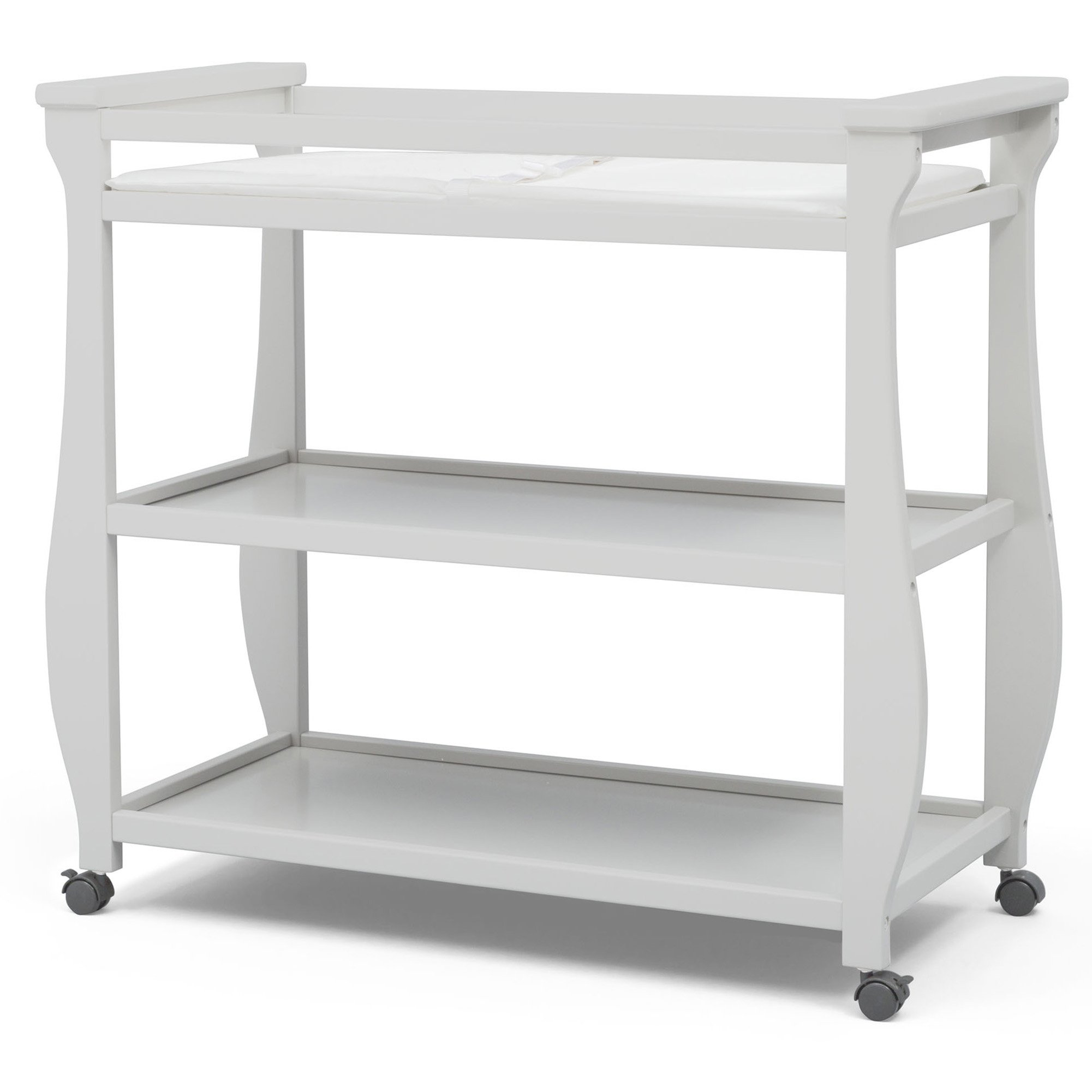 Delta Children Lancaster Changing Table, Bianca White by Delta Children