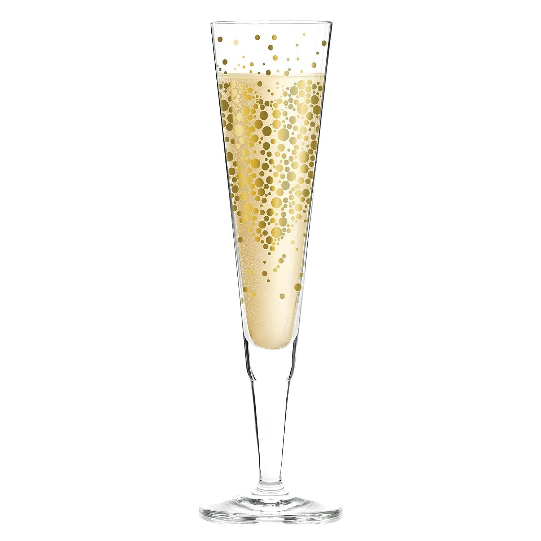 Daniela Melazzi Ritzenhoff Fl/ûte /à Champagne Serviette Incluse 200 ML 1070177 Design 2011