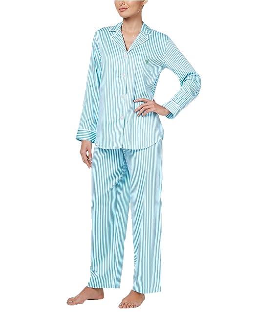 Lauren Ralph Lauren - Pijama - para mujer Azul azul S