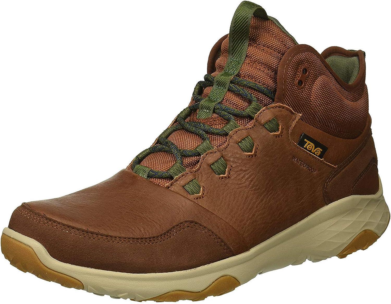Teva Men s M Arrowood 2 Mid Waterproof Hiking Boot