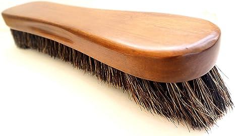 Natural Bristles - Brocha de Pelo de Caballo para Mesa de Billar ...