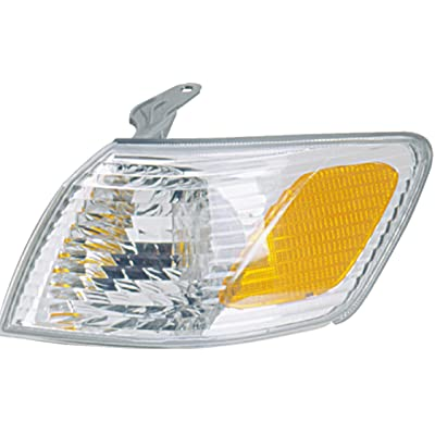 Dorman 1631070 Driver Side Turn Signal Light Assembly for Select Toyota Models: Automotive
