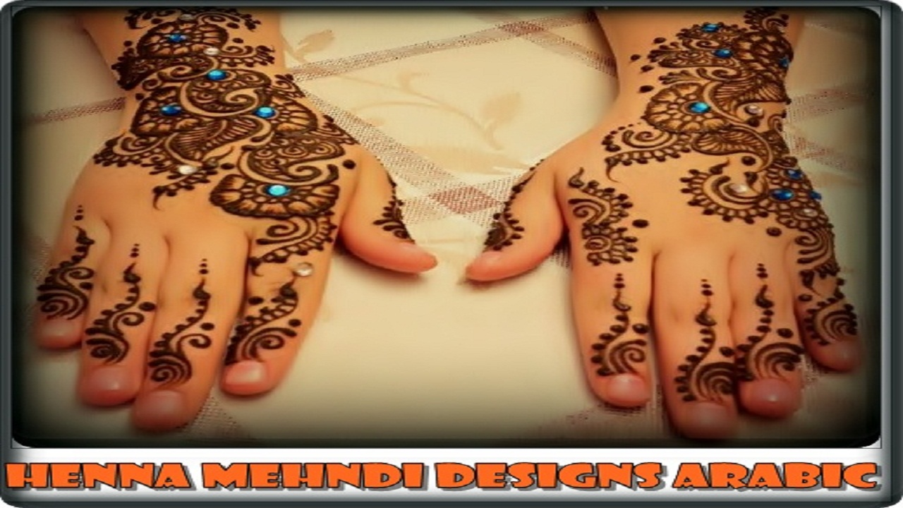 Amazon com: Henna Mehndi Designs Arabic: Appstore for Android