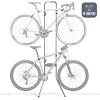 Delta Michelangelo Canaletto Two Four Bike Gravity Stand Garage Indoor Storage Adjustable