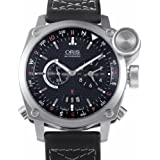 Oris Not Available automatic-self-wind mens Watch 69076154154 (Certified Pre-owned)
