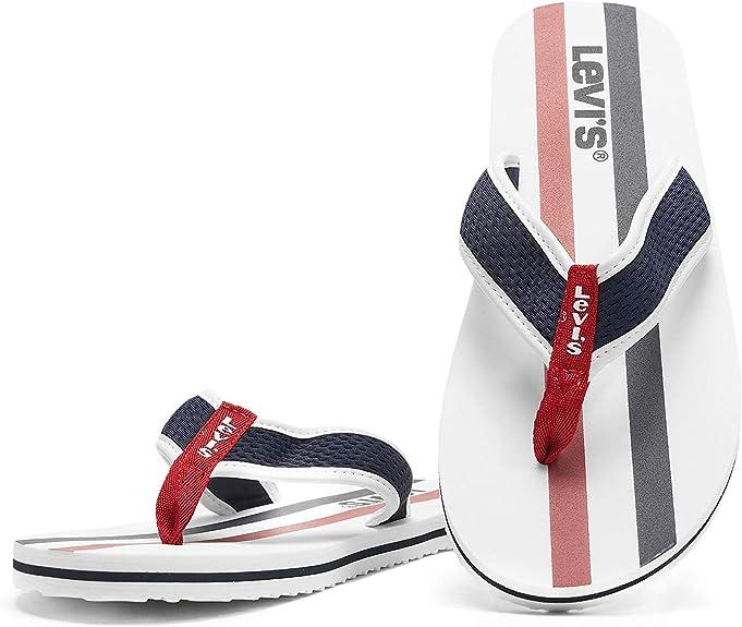 Levis® Hombres Chanclas/Sandalias Dodge Sportswear: Amazon.es: Zapatos y complementos
