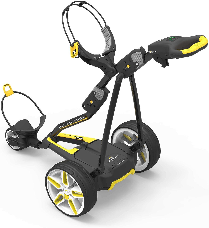 Powakaddy Touch 2016 Lithium Golf - Carrito eléctrico: Amazon.es: Deportes y aire libre