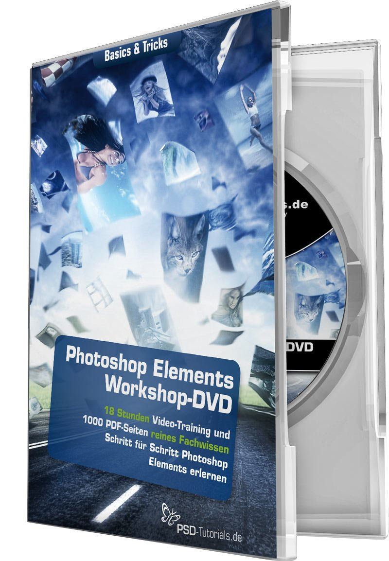 Photoshop Elements-Workshop-DVD - Basics & Tricks