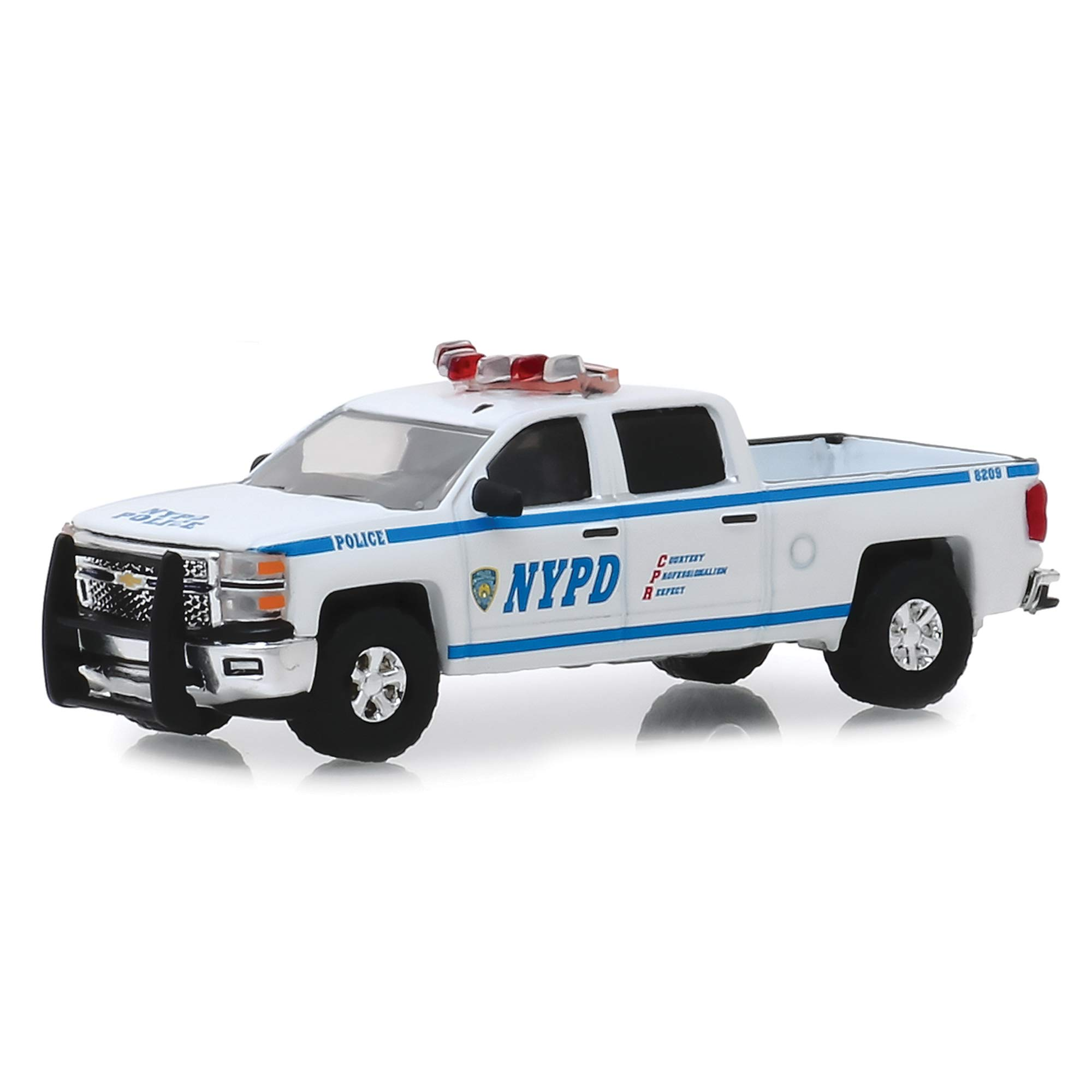 Greenlight Hobby Exclusive - NYPD 2015 Chevrolet Silverado