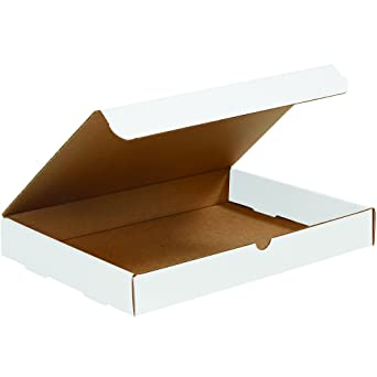 Cajas para envío de documentos de BOX USA, color blanco ...