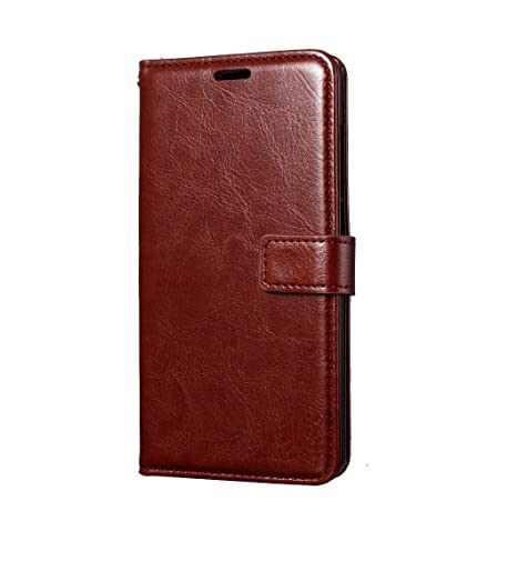 the latest 40a7c 12ee7 GOHAPS Flip Cover for Xiaomi Redmi 5 Flip Cover: Amazon.in: Electronics