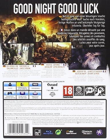 Dying Light (PS4) (PEGI) [Importación alemana]: Amazon.es: Videojuegos