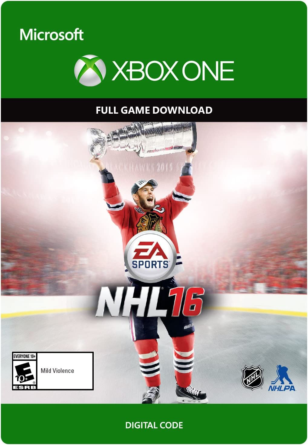 Amazon.com: NHL 16 - Xbox One Digital Code: Video Games