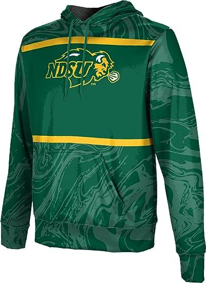 Gameday School Spirit Sweatshirt North Dakota State University Girls Pullover Hoodie