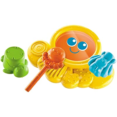 B Kids Bathtime Octopus Music Maker Bathtub Toy (Discontinued by Manufacturer) : Baby Bath Toys Musical : Baby