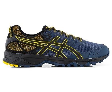 Image Unavailable. ASICS Men s Gel Sonoma 3 Shoe Insignia Blue Black Gold  Fusion bb8dbed8c8