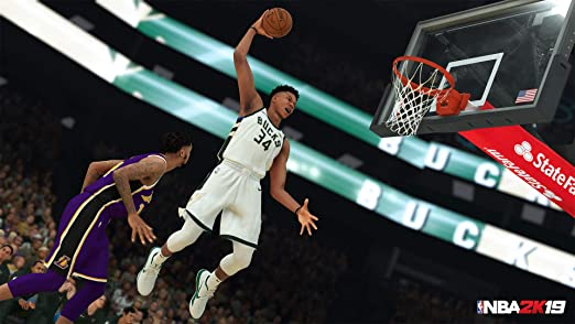 NBA 2K19 - Nintendo Switch [Importación inglesa]: Amazon.es ...