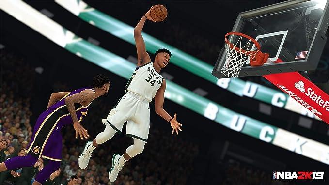 NBA 2K19 - Xbox One [Importación inglesa]: Amazon.es: Videojuegos