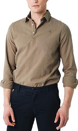 Scalpers New POLERA PPT Shirt - Camisa para Hombre: Amazon.es: Ropa y accesorios