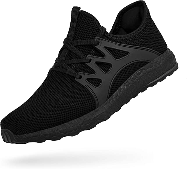 SouthBrothers Womens Black Sneakers