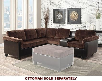 Admirable Amazon Com Acme Furniture 51665 Cleavon Reversible Alphanode Cool Chair Designs And Ideas Alphanodeonline