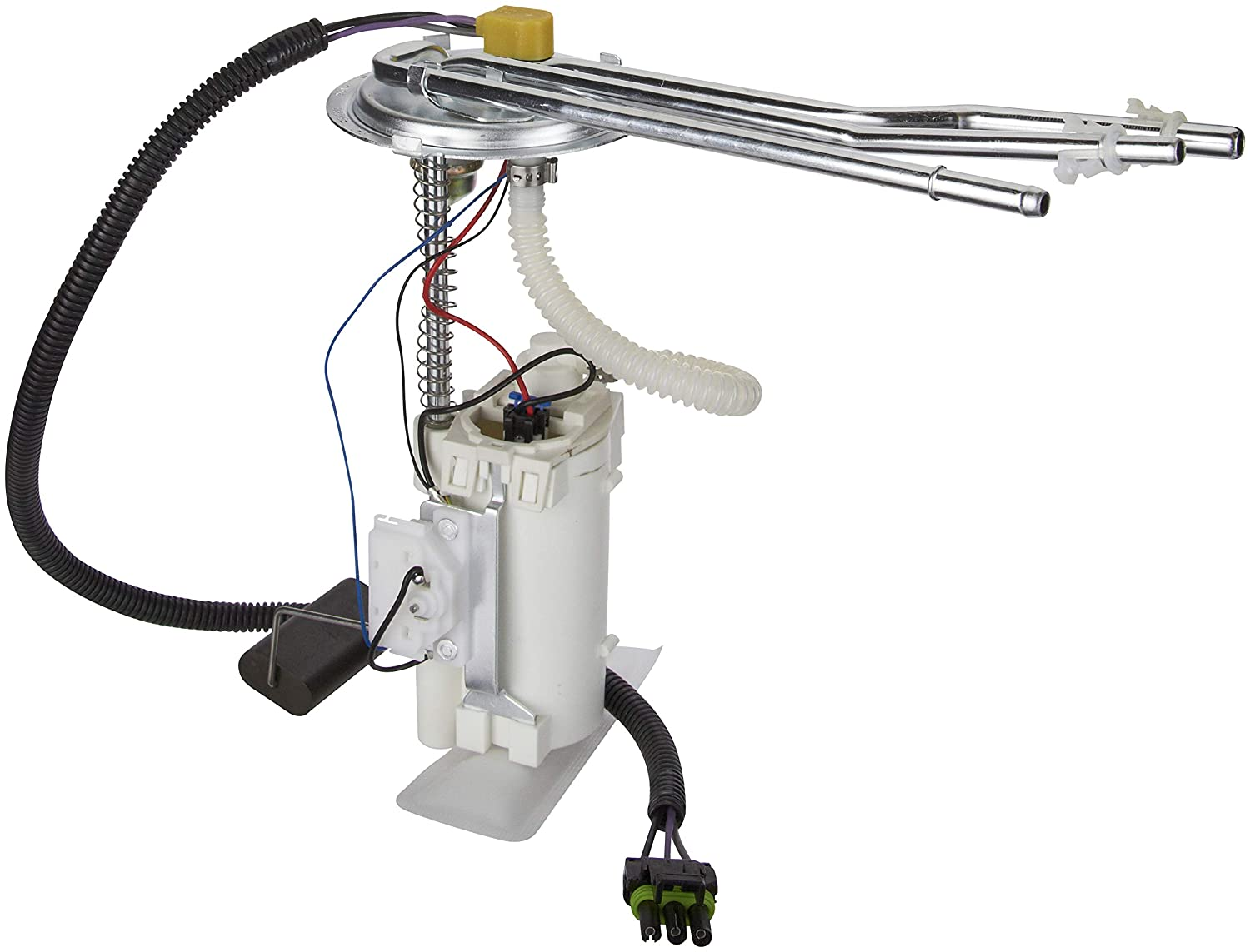 Spectra Premium Sp128b1h Fuel Hanger Assembly With Pump Gm Sending Unit Wiring And For Buick Chevrolet Automotive