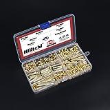 Hilitchi 120-Sets M5 x 5/10 / 15/25 / 35/45 Brass