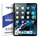 """TETHYS Glass Screen Protector Designed for iPad Pro 11-inch [1 Pack] Durable HD Tempered Glass for Apple iPad Pro 11"""" Inch 2018, 1-Pack"""