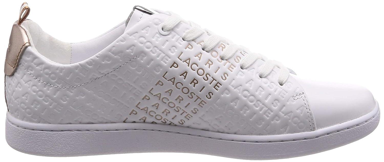 Lacoste Carnaby EVO 119 11 US W Calzado: Amazon.es: Zapatos y complementos
