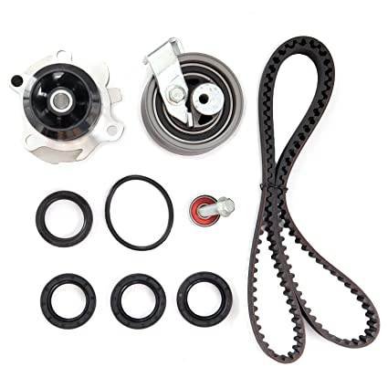 Timing Belt Kit Water Pump Fit 98-00 Audi A4 Quattro Volkswagen Passat TURBO