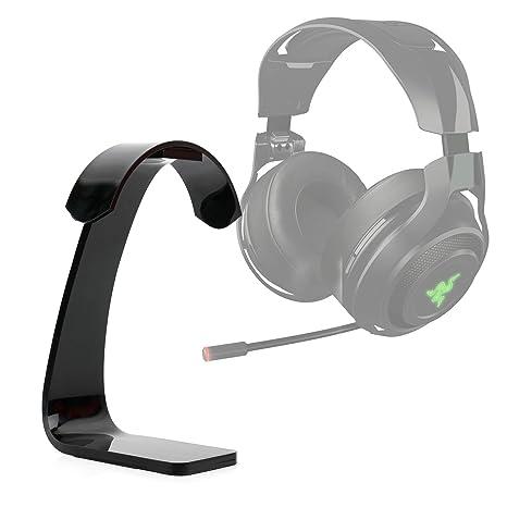 DURAGADGET Soporte para Auriculares Razer ManOWar/Corsair Void USB/Void Surround/