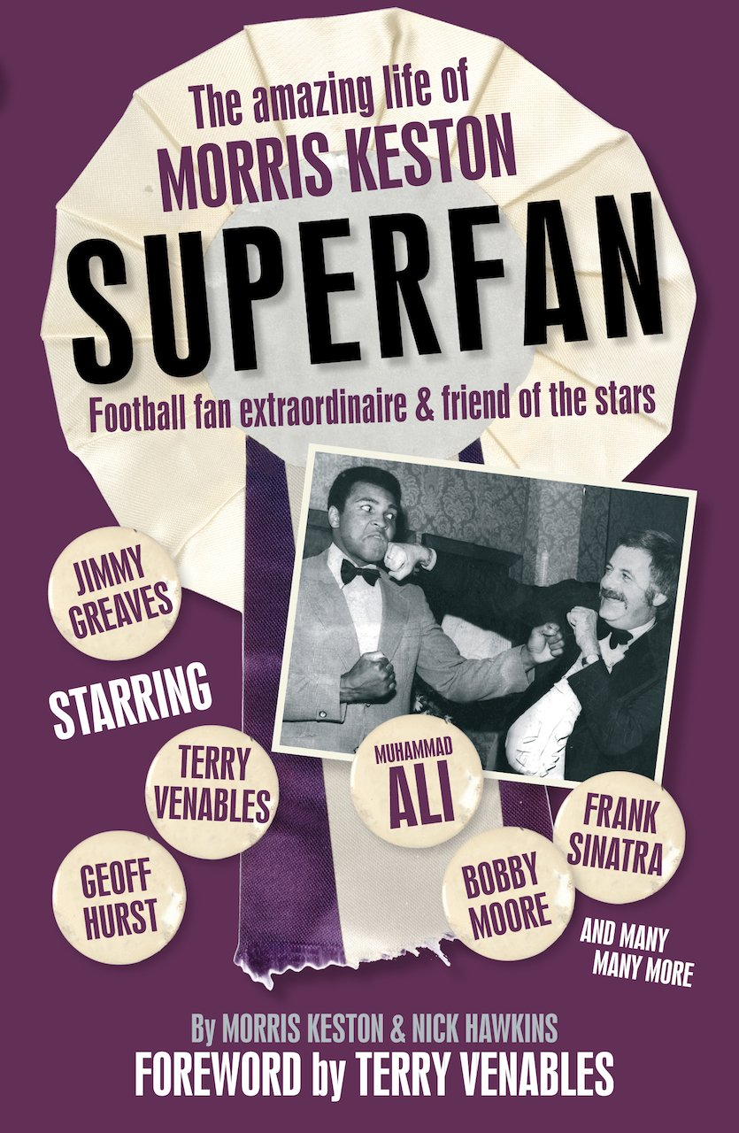 Download Superfan: The Amazing Life of Morris Keston pdf
