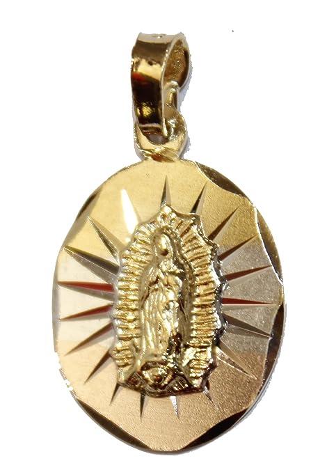 b0204cf87091 Diamantados of Florida Óvalo de la Virgen de Guadalupe Medalla – Nuestra  Señora de la Medalla
